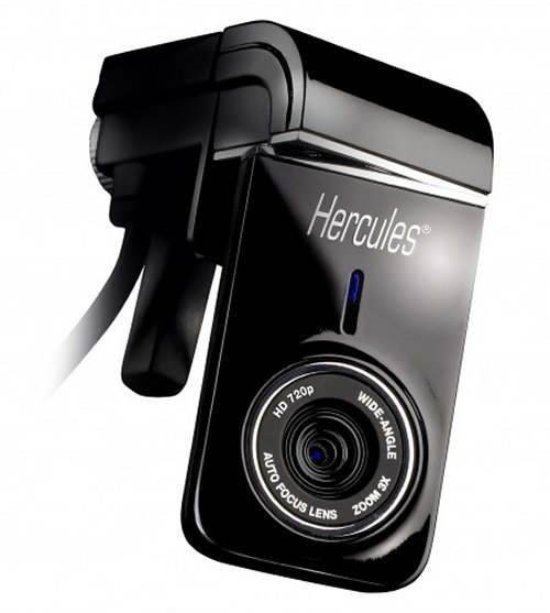 Hercules Dualpix HD720p high-def webcam