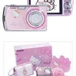 Hello Kitty limited edition Casio Exilim EX-Z2 with 12.1 megapixels available for pre-order