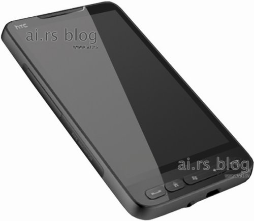 HTC Leo smartphone details