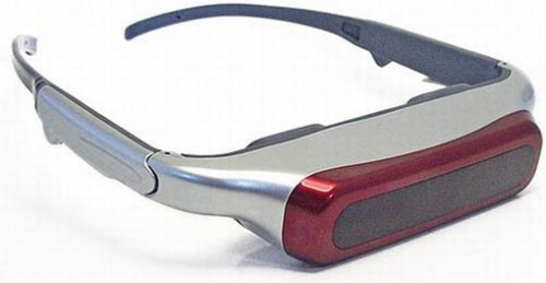 i-3D Video Glasses