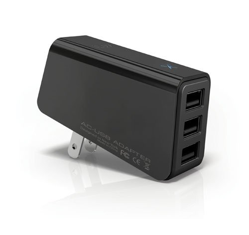 iLuv's portable USB adapters