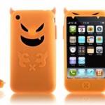 Demon iPhone Case is spooky