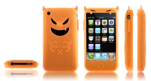 Demon iPhone Case is spooky
