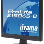 Iiyama ProLite E1906S-B 19 inch LCD monitor