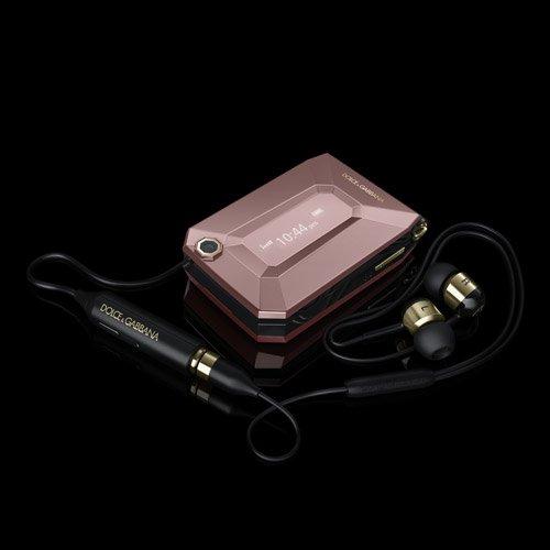 Sony Ericcson debuts Jalou handset, D&G edition