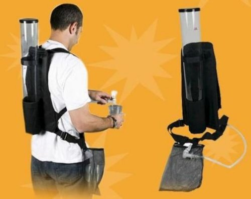 Portable Tap Dispenser
