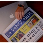 Laptop Case Against Crime makes your laptop look like a newspaper