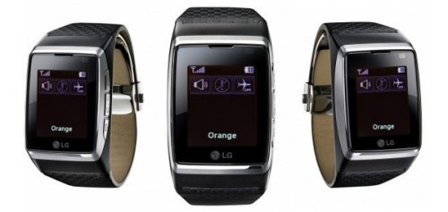 Orange UK releasing LG GD910 watch-phone on August 27th for £500