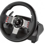 Logitech unveils G27 racing wheel