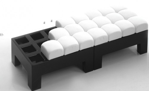 Modi Sofa is configurable