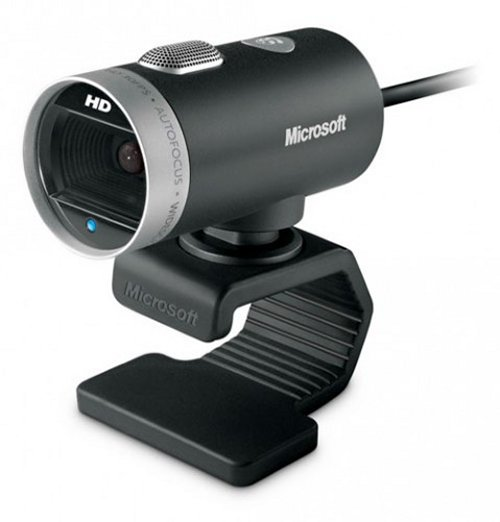 Microsoft anounces HD LifeCam Cinema