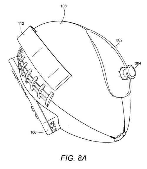 Nintendo's Wii football accessory patent