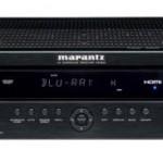 Marantz intros entry-level slimline AV receiver