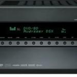 Onkyo TX-NR807 AV receiver with internet radio, DLNA streaming
