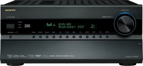 Onkyo TX-NR807 AV receiver with internet radio, DLNA streaming
