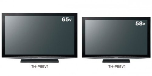 Panasonic VIERA 65 and 58 inch Plasmas hit Japan in September