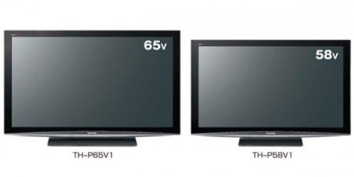 Panasonic VIERA 65 and 58 inch Plasmas hit Japan in September