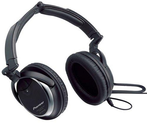 Pioneer SE-NC70S noise canceling headphones