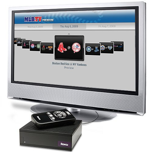Roku Live Streaming MLB Games