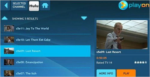 PlayOn video-streaming app comes to the Wii