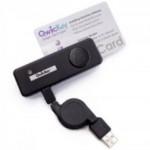 QwicKey USB Credit Card Swiper