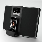 Revo IKON iPhone dock with DAB radio