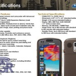 Samsung Rogue details