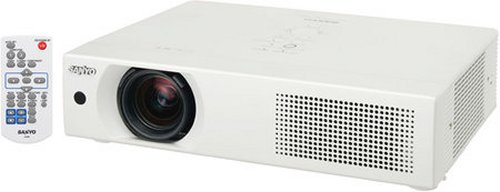 Sanyo LP-XU106 projector