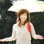 Shoulderbrella is a hands free umbrella