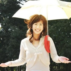 Shoulderbrella is a hands free umbrella