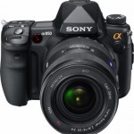 Sony intros Alpha A850, A550 and A500 DSLRs