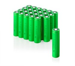 New Sony Lithium Ion Batteries: 4x the capacity, 99% recharge in 30 minutes