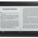 Sony Daily Edition Reader