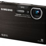 Samsung's ST1000 camera with WiFi, Bluetooth and GPS