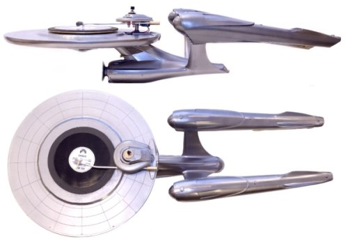 Star Trek Enterprise Record Player