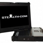 Stealth NW-2000 rugged convertible touchscreen notebook