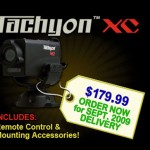 Tachyon 2010 XC camera launches