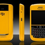 ColorWare paints up the BlackBerry Tour