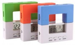 USB Alarm Clock hub