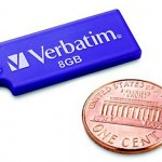 Verbatim TUFF-'N'-TINY USB drives