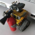Homemade Wall-E USB drive is adorable