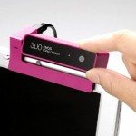 Elecom releases multi-colored web cameras
