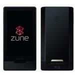 New Zune HD press shots