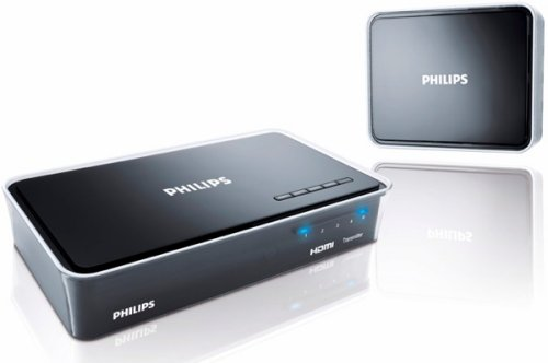 Philips launches Wireless HDTV Link