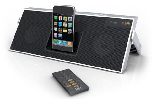Altec Lansing's InMotion Classic iPod/iPhone dock