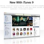 iTunes 9 brings new look, LP's and sharing of everything!