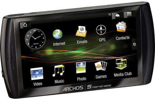 Archos Android Tablet price and details