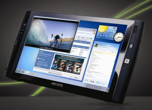 Archos unveils $500 Tablet