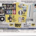 $199 Nintendo Wii Best Buy ad spotted
