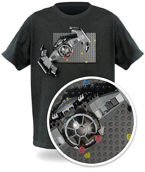 Lego Baseplate Shirt may be the nerdiest shirt ever